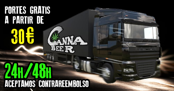 Transporte Cannabeer
